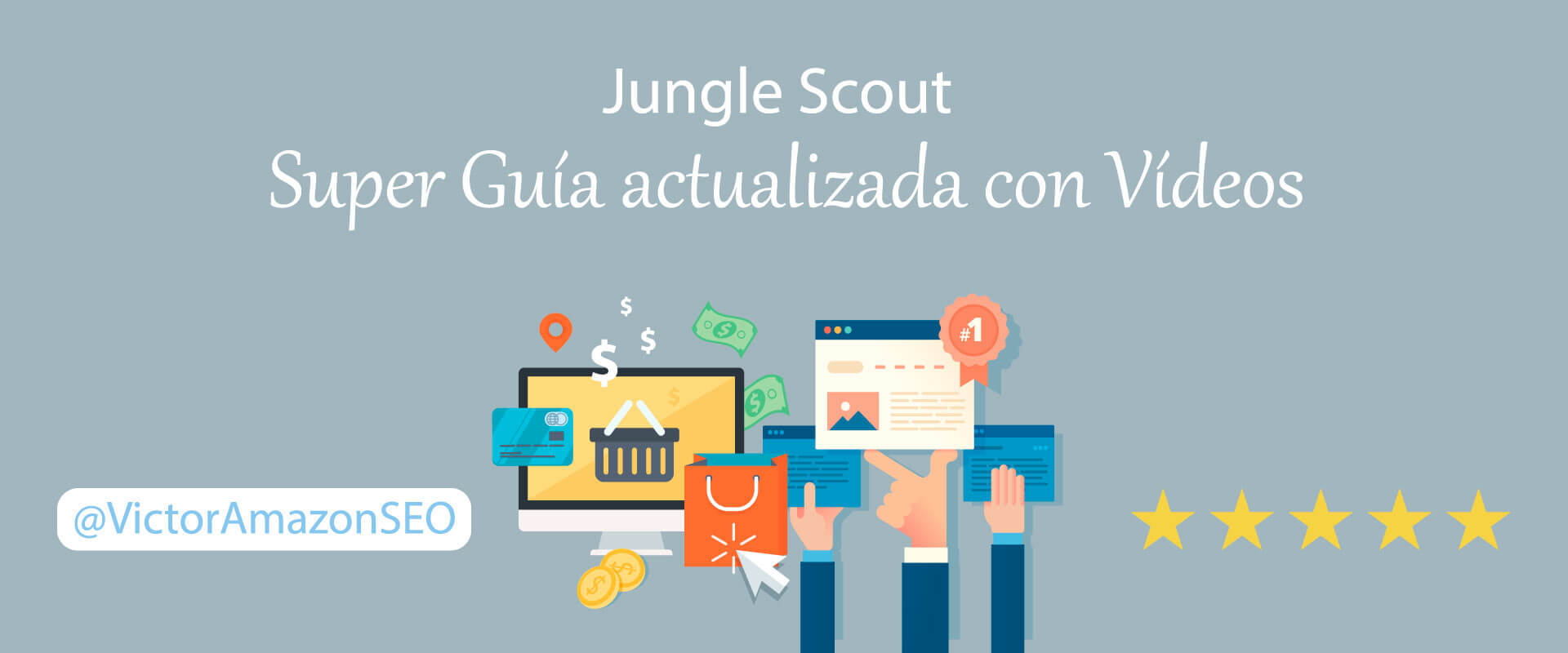 agencia especializada especialista amazon seo consultoria marketplaces